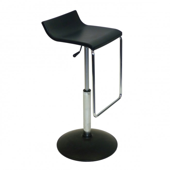 C1304 - Bar Stool - Micro - Black