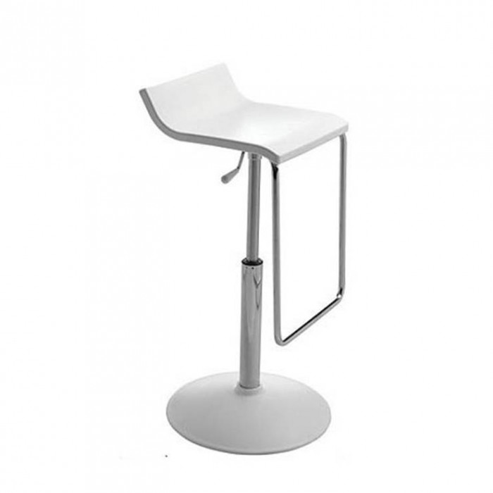 C1305 - Bar Stool - Micro - White