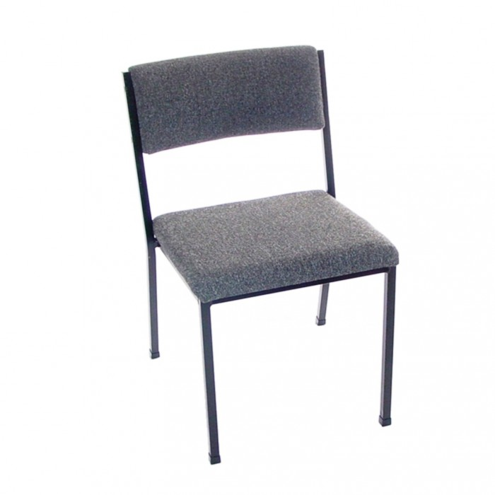 C3105 - Meeting Chair-Black Fleck