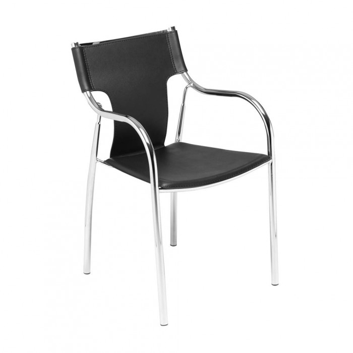 C3112 - Meeting Chair - Bolton - Black
