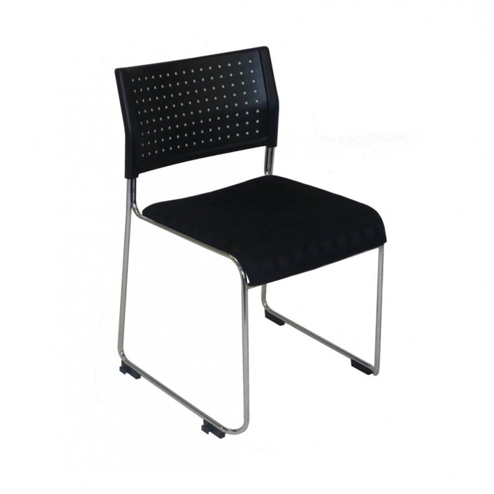 C3120 - Meeting Chair - Link - Black