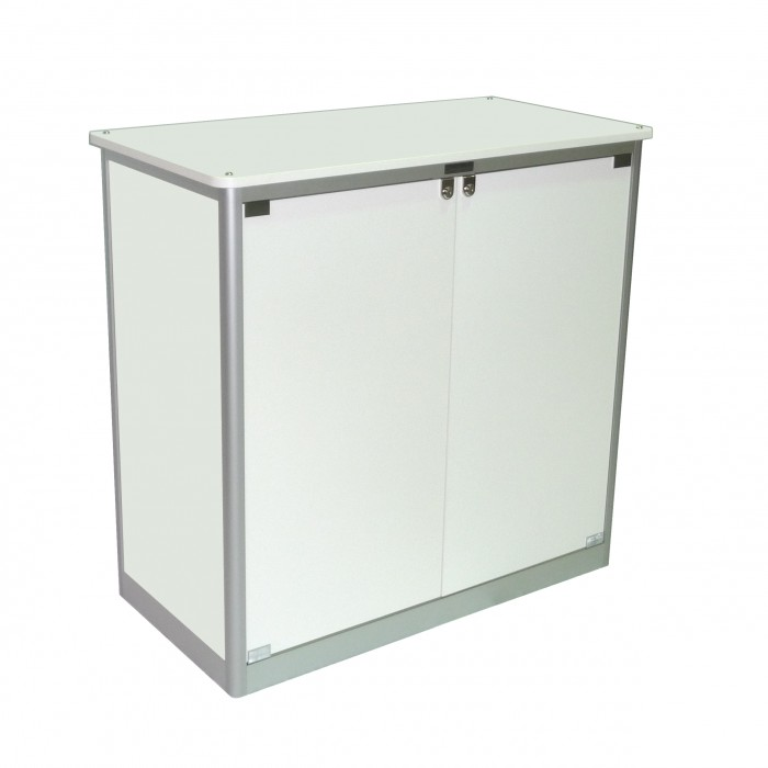 C7212 - Counter - Elite - White - 2 Doors - 1040x540x1000h