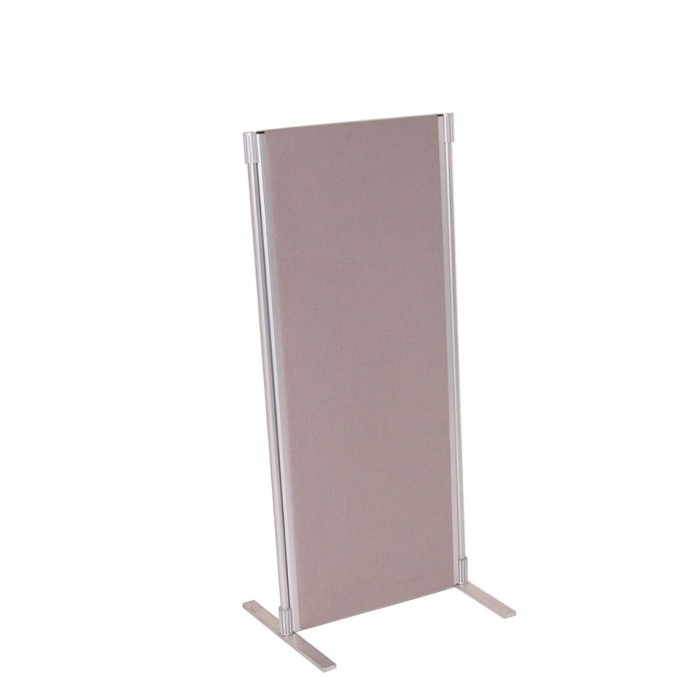 D5041 - Display Board - Crystal Grey - 1350h x 600w
