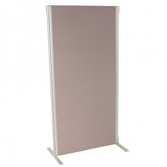 D5086 - Display Board - Crystal Grey - 1800h x 900w