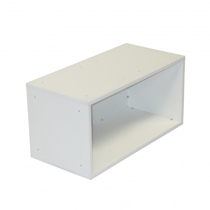 D5325 - Display Cube - Cubox - White - 380x380x770