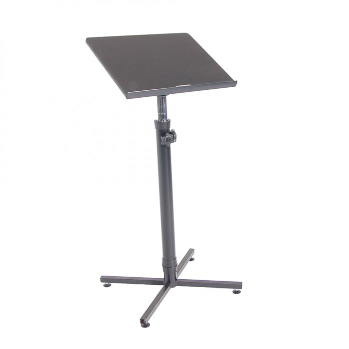 L3002 - Lectern - Black - Adjustable height
