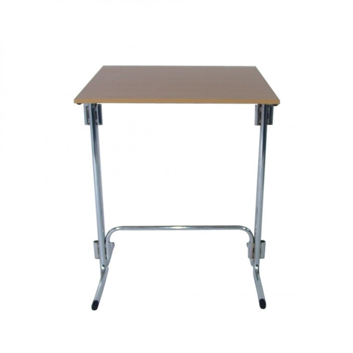 T1002 - Bar Leaner Table - Connecta - Square - Tawa