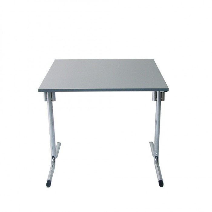 T2501 - Conference Table - Connecta - Square - Grey