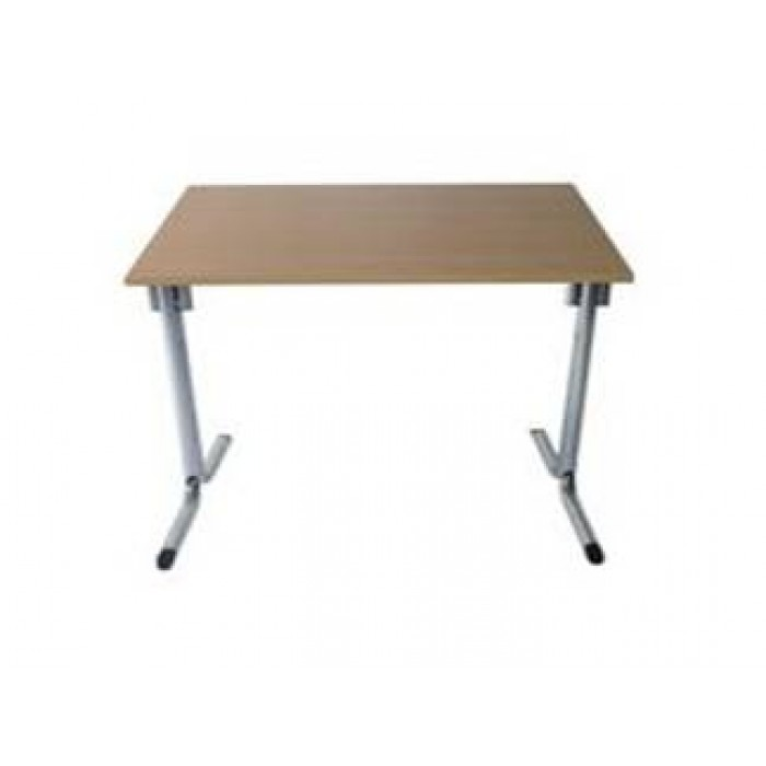 T2502 - Conference Table - Connecta - Square - Tawa