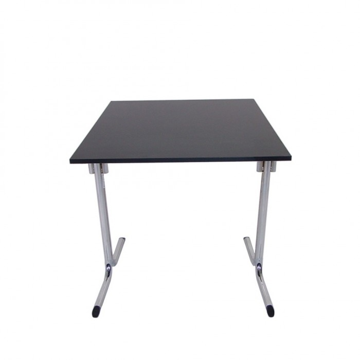 T2511 - Conference Table - Connecta - Square - Black
